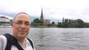 המבקר בפרנקפורט
