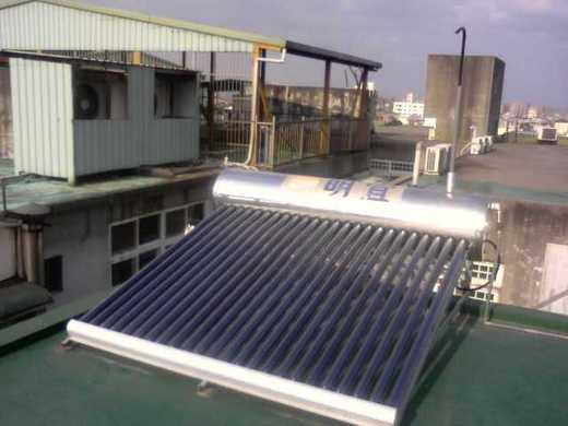 恆溫型太陽能熱水器與一般傳統太陽能熱水器的比較 @ 太能省-熱水節能規劃 :: 痞客邦