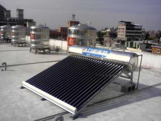 揭開真空管太陽能熱水器的奧秘'~真空管的介紹~` - 臺灣節能規劃服務中心 - udn部落格