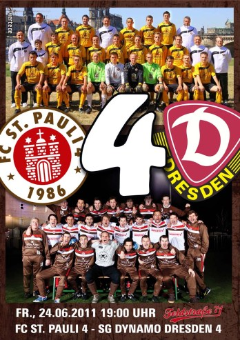 FC St.Pauli 4.Herren - SG Dynamo Dresden 4.Herren