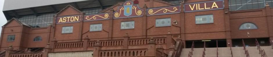 Die schöne Fassade des Holte End