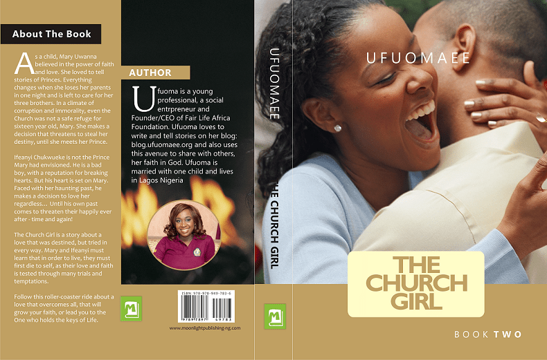 The Church Girl - Now Available To Download!