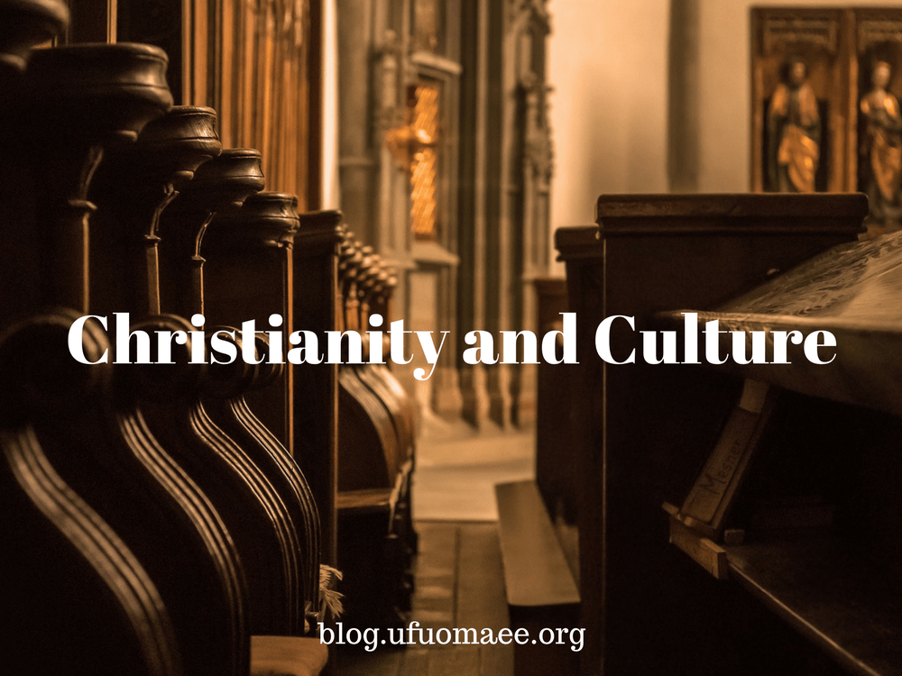 Christianity: The Culture Of Idolatry