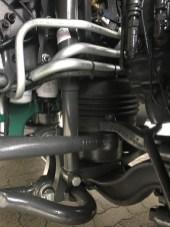 Volluftfederung mit X-Track Antrieb