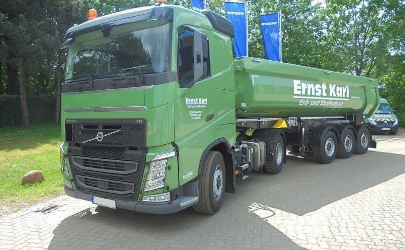 Neufahrzeuge Ernst Karl, Volvo FH