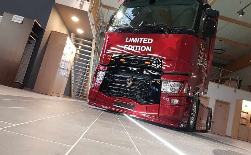 35 Jahre Edition, Renault Trucks T