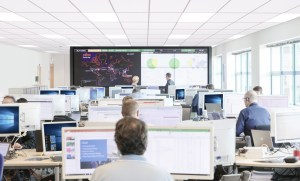 Image of Fujitsu Security Operations Centre
