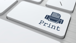 Is print the gap in your security?