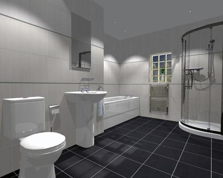 Porcelanosa bathroom tiles  UK Bathrooms
