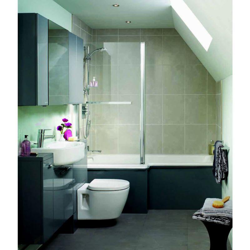 Walk Shower Enclosures Small Bathrooms