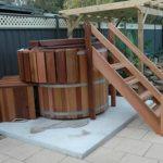 Ukko Hot Tub in ACT Australia