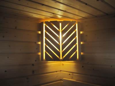 Sauna Lampshade
