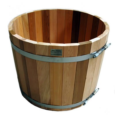 Ukko Cedar Bath tub
