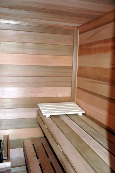 Inside Sauna image 1