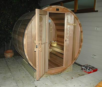 Ukko Round Sauna