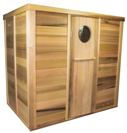 Ukko Log Sauna