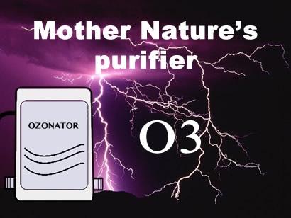 Lightning - Ozone