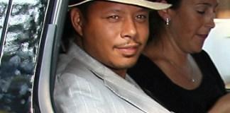 terrence howard Panama hat