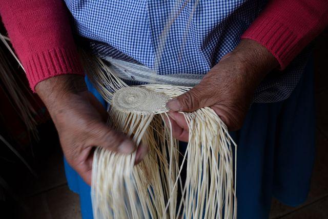 hat making process
