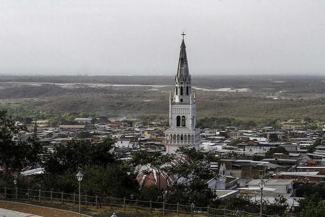 Montecristi Ecuador