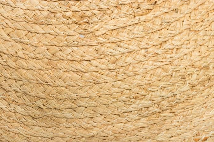 raffia straw