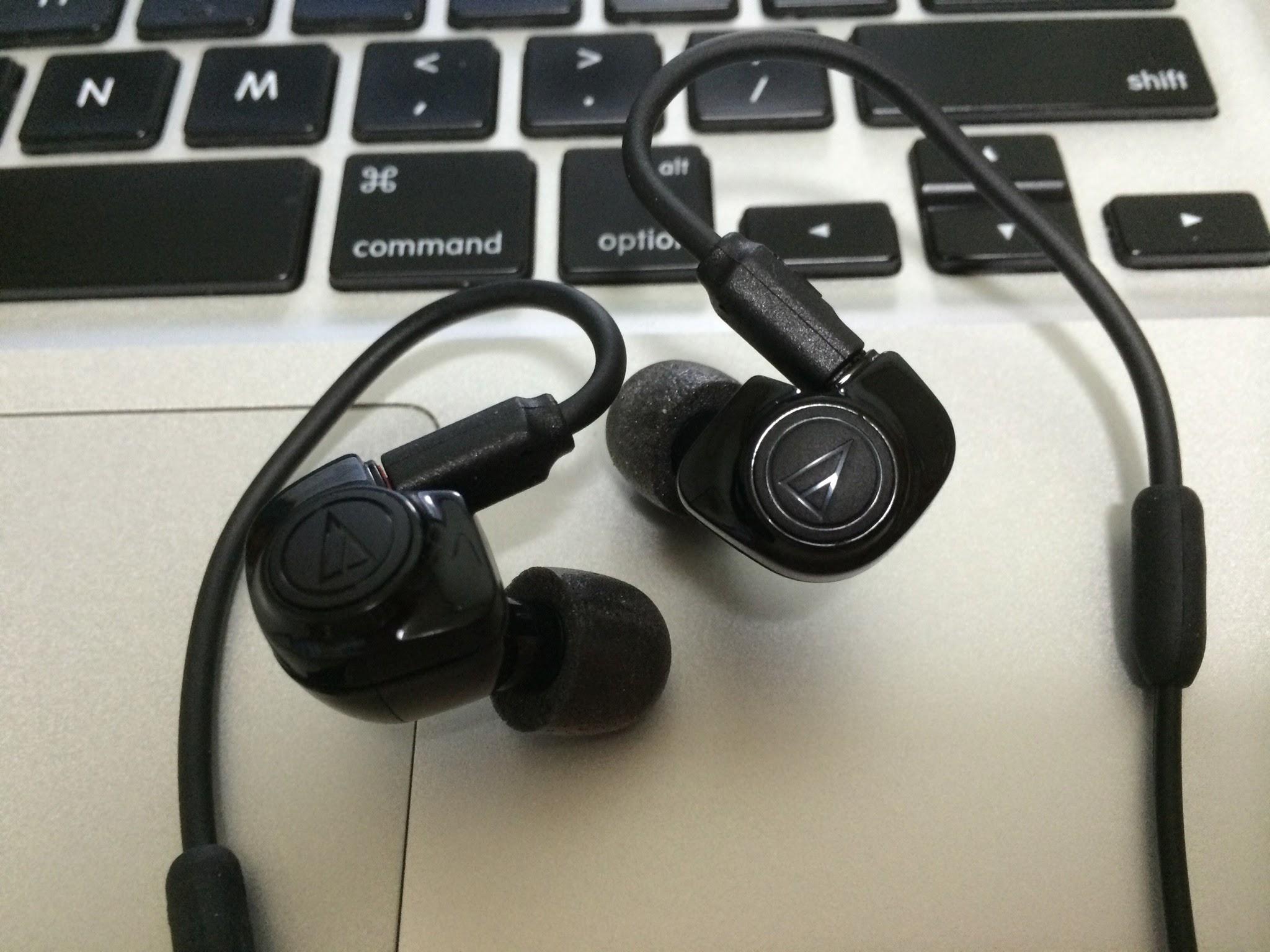 audio-technica ATH-IM50を買った   うなすけとあれこれ