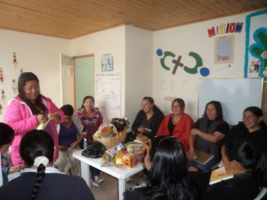 mothers group in Colombia
