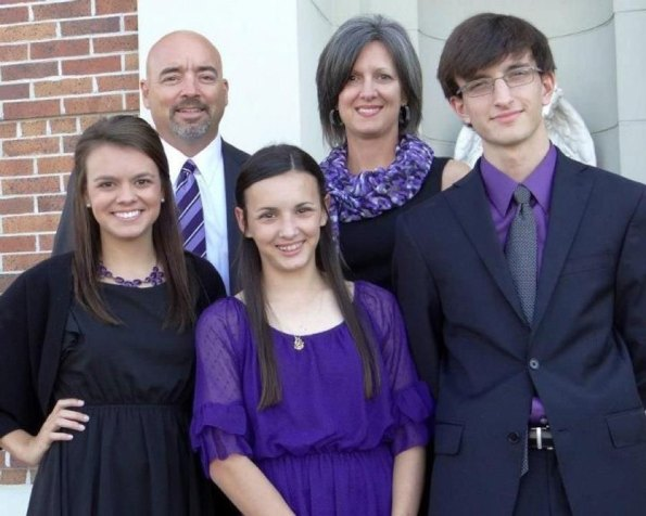 The LeCompte family