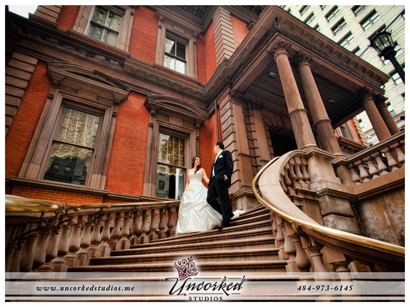 © 2012 Uncorked Studios, LLC - Philadelphia Pennsylvania Wedding Photographer - National Museum of American Jewish History