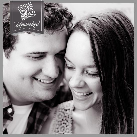 Close portrait in black and white - © 2013 Uncorked Studios, LLC - Destination & Philadelphia Pennsylvania Wedding Photographer