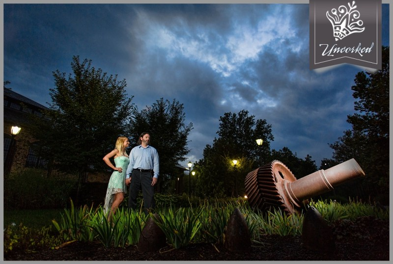 Phoenixville Foundry Engagement Session