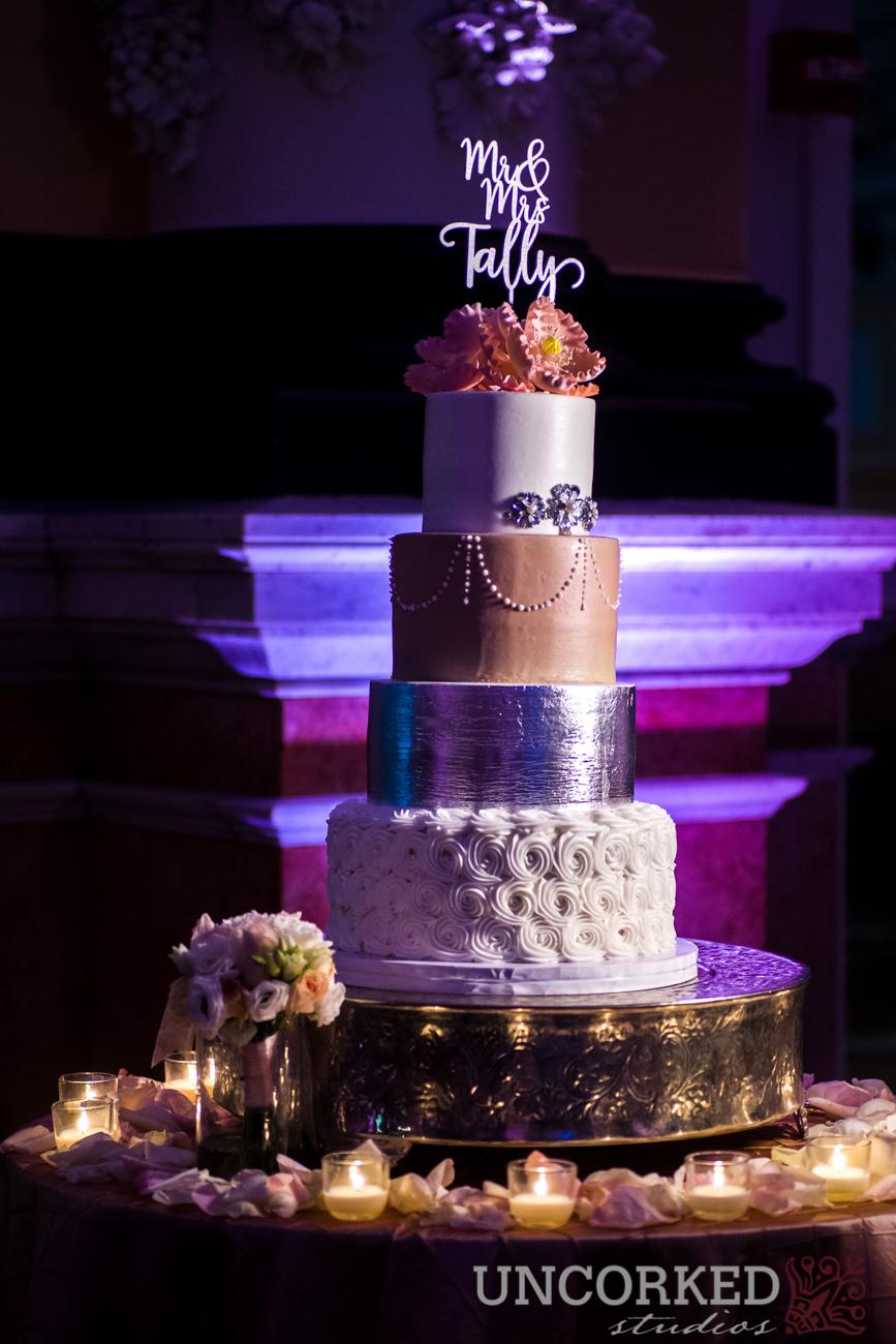 Isgro's Bakery Cake