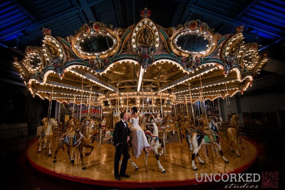 1908 Dentzel Carousel