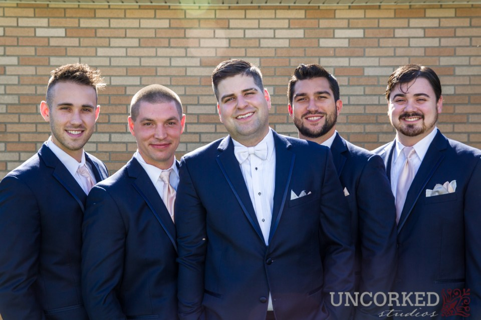 men's wearhouse groomsmen
