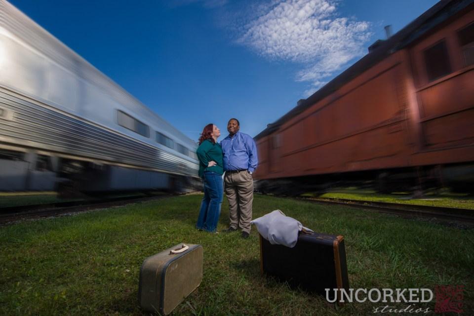 Pennsylvania Railroad Engagement