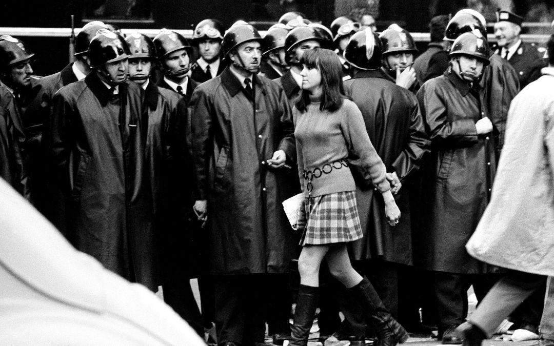 Maig del 68: Ocupem el carrer, prenguem la paraula