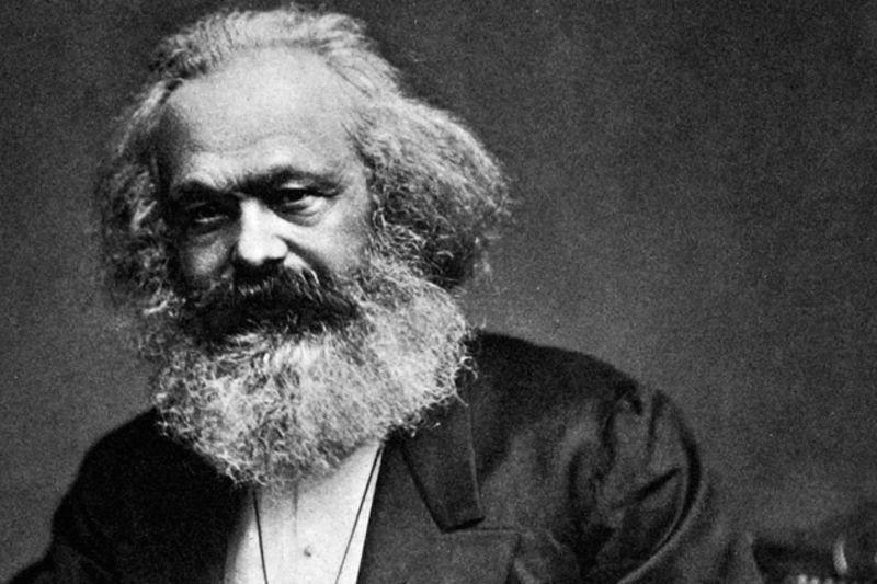 El pensament filosòfic de Karl Marx