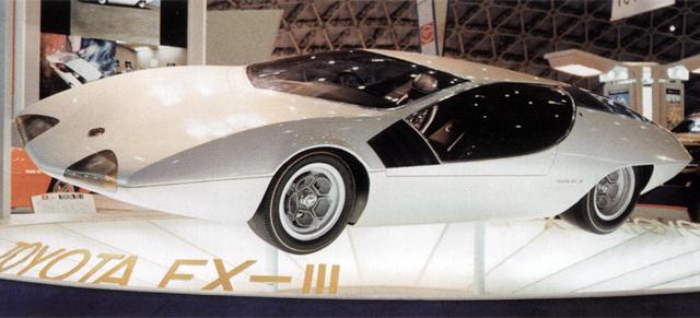 Toyota EX-III