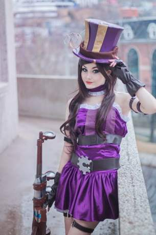 brown cosplay
