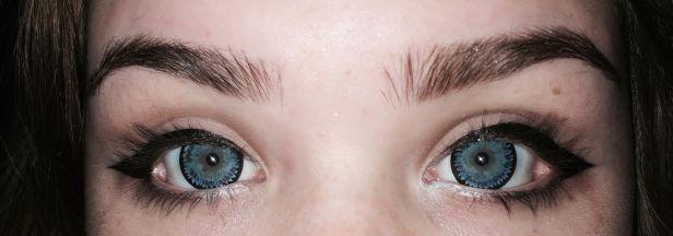 nudy eyes blue