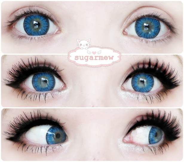 skyblue eyes
