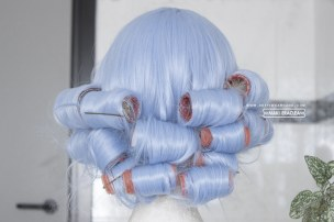 styling wig