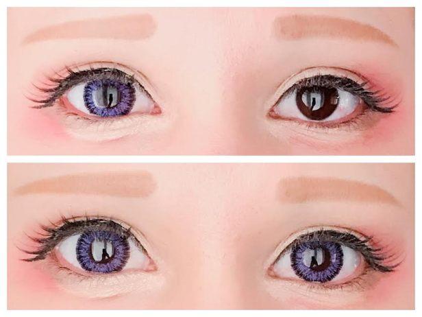 jewel violet closeup