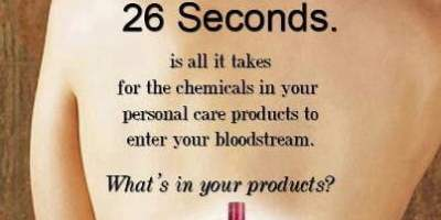 Replace chemical laden products with korean skin care products