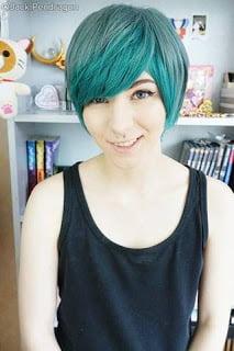 green bob