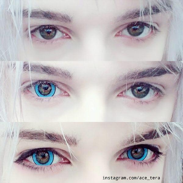 I. Fairy Moonlite blue