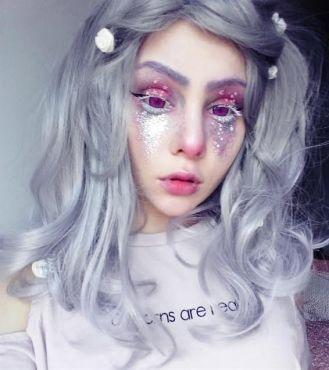lolita wig 287A