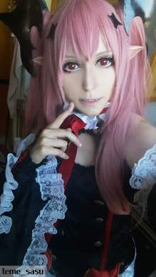 Krul Tepes wig full front