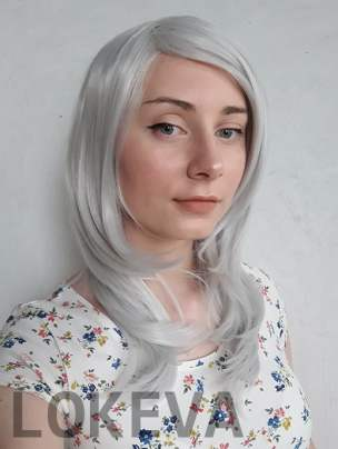 White wig 1