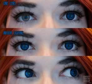 EOS Dolly blue
